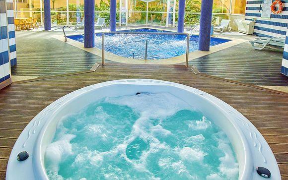 Poussez les portes de l'hôtel Baia Cristal Beach Spa & Resort 4*