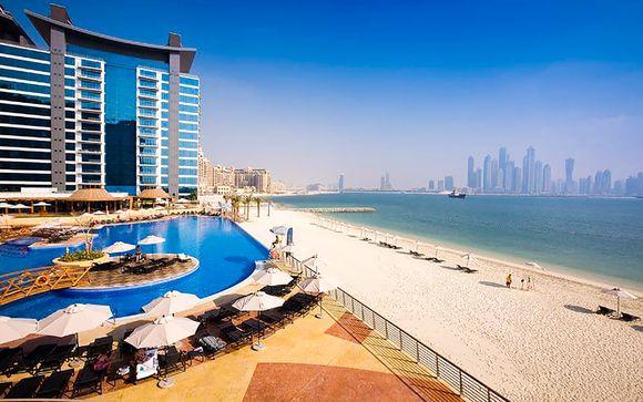 Poussez les portes de l'hôtel Dukes Dubaï 5*