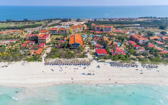 Poussez les portes de l'hôtel Sol Varadero Beach 4* - Adult only à Varadero