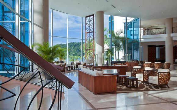 Poussez les portes de l'hôtel Westin 4* à Playa Bonita