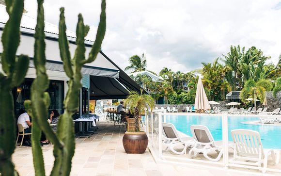 Hôtel La Résidence Archipel avec activités ludiques et sportives incluses - Saint Denis de la Réunion - Jusqu'     à -70% | Voyage Privé