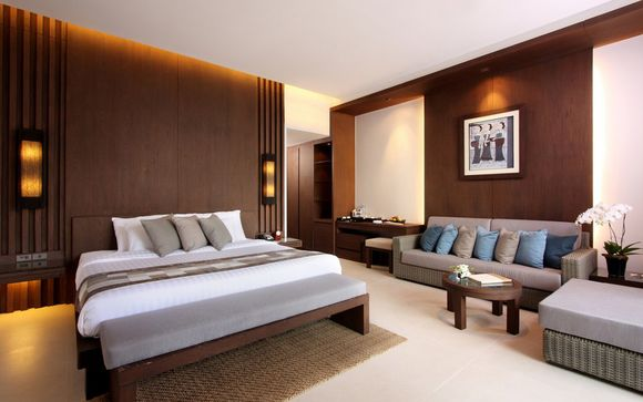 Poussez les portes de l'hôtel Cape Panwa 5* Phuket