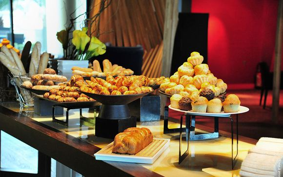 Savourez votre petit déjeuner ou brunch...