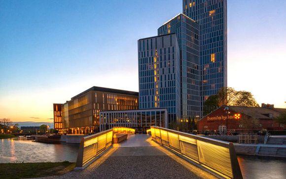 Poussez les portes du Clarion Hotel & Congress Malmo Live 4*