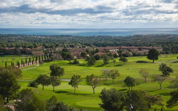 Hôtel The Westin Bonmont Golf Resort & Spa 5*