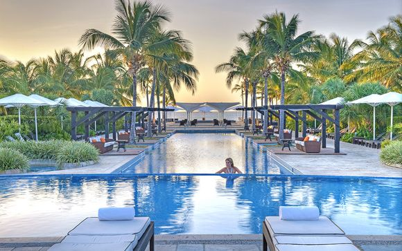 Riande Granada Urban 4* et JW Marriott Panama 5*