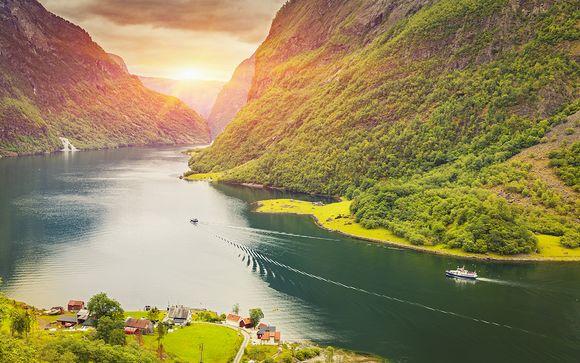 Magie des Fjords en 6 jours/5 nuits