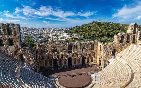 Zoom sur votre programme Découverte d'Athènes
