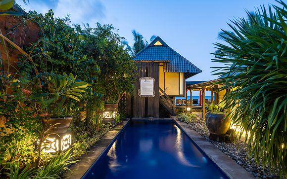 Poussez les portes de l'hôtel Amed Lodge by Sudamala à Amed
