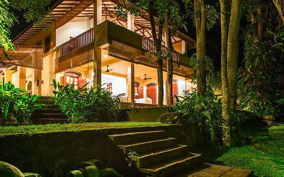 Poussez les portes de l'hôtel River House 4*