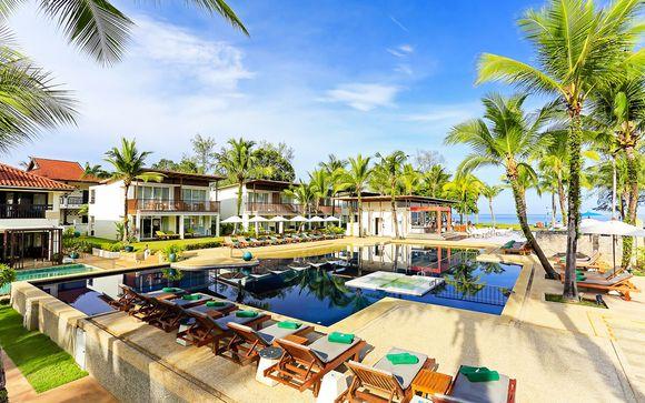 Votre extension à l'hôtel Briza Beach Resort Khao Lak 4*