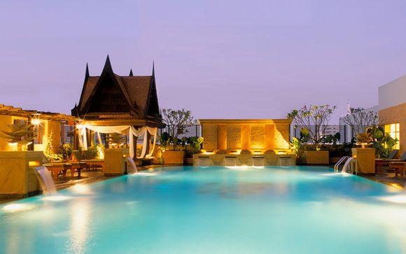 Poussez les portes de votre extension possible à Bangkok