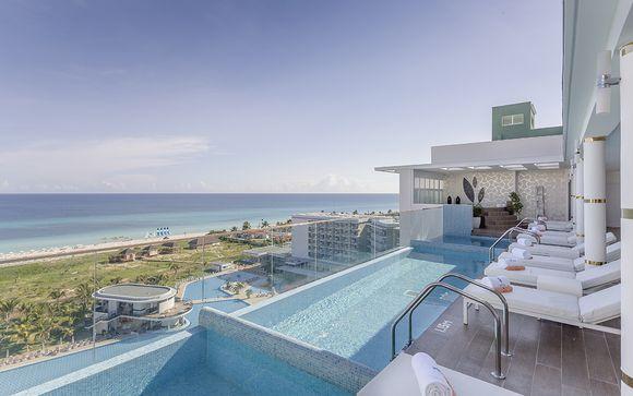 Poussez les portes de l'hôtel Melia International 5* à Varadero