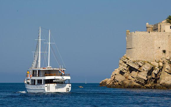 Croisière Perles de l'Adriatique et extension possible à Dubrovnik