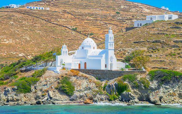 Rendez-vous... sur l'île de Paros