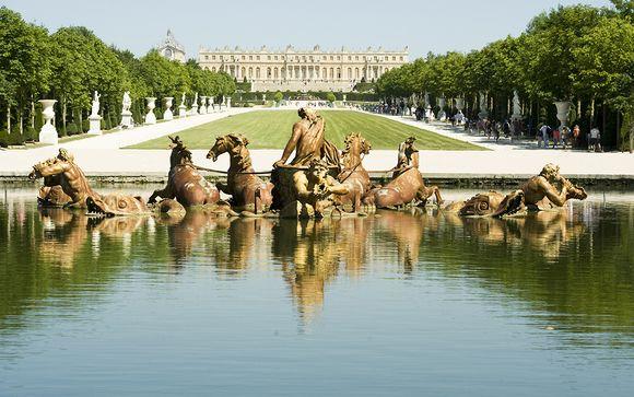 A la découverte du Château de Versailles