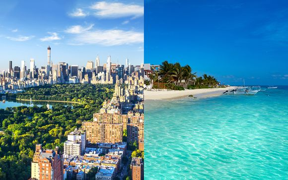 Bentley Hotel New York 4* et Now Sapphire 5*