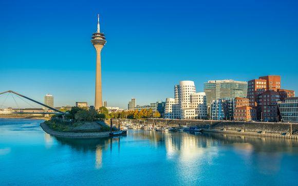 Rendez-vous... à Düsseldorf