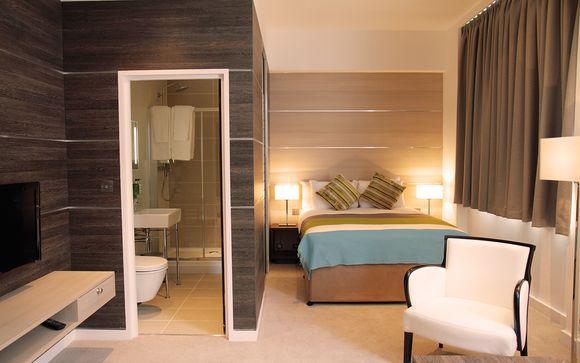 Poussez les portes du Wesley Euston Hotel 4*