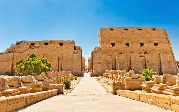 Circuit-croisi�re Fabuleuse Egypte 5* et s�jour baln�aire 4* ou 5*