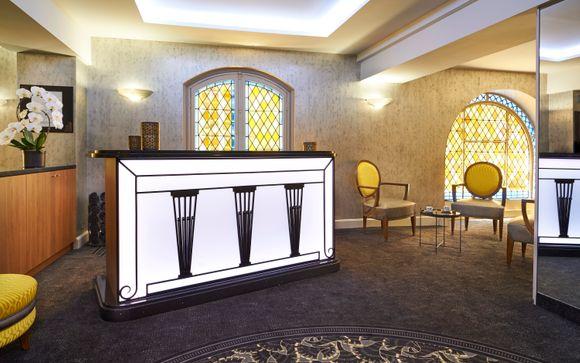 Poussez les portes du Best Western Premier - Hotel Bayonne Etche-Ona