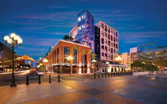 Poussez les portes de votre hôtel Hard Rock San Diego 4*