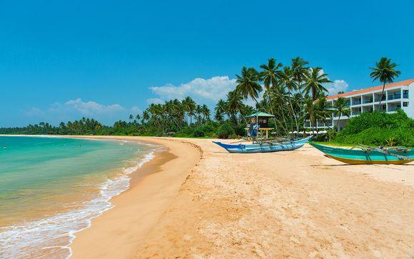 Voyage dans la perle de l'océan Indien