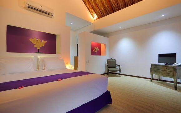 Poussez les portes de l'hôtel Anema Gili Lombok Resort 5* à Lombok (Offre 2 uniquement)