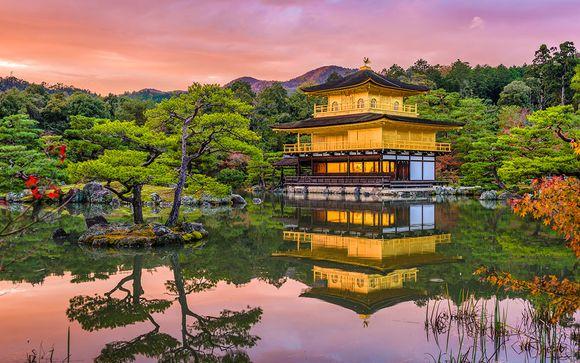 Le Japon en libert� en 8, 10 ou 12 nuits en h�tels 3* ou 4*