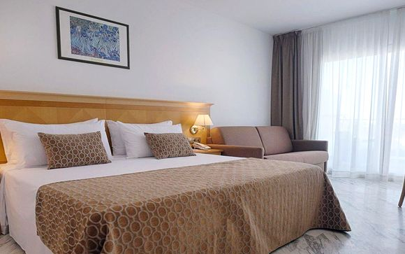 Poussez les portes de votre hôtel Alegria Costa Ballena 4*