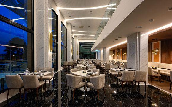 Poussez les portes de l'hôtel Mida Grande Resort 5*