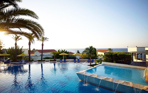 Mitsis Rodos Maris Resort and Spa 4*