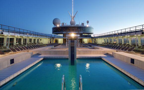 Votre bateau : Costa Classica