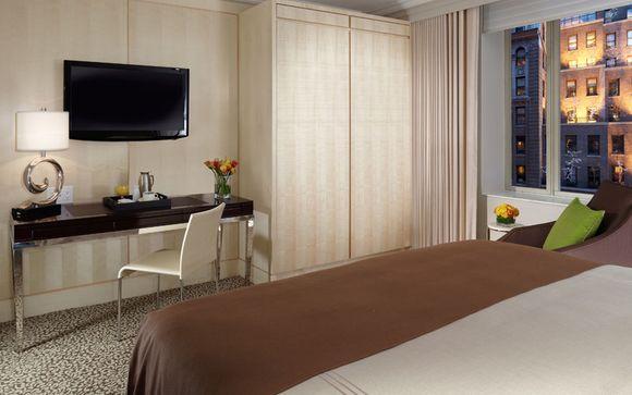 Poussez les portes de l'hôtel Hôtel Omni Berkshire Place 4* à New York
