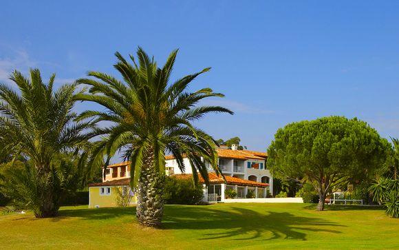 Hôtel Soleil de Saint Tropez
