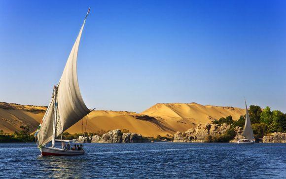 Croisière Splendeurs du Nil et excursions ou Combiné Croisière + hôtel Citadel Azur 5*