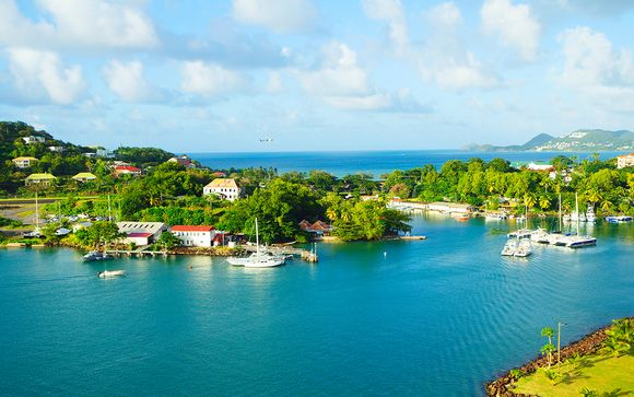 Rendez-vous... à Sainte-Lucie