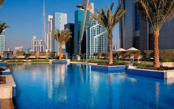 Votre escale à Dubai en option