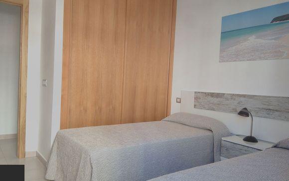 Poussez les portes de votre hôtel Appartements Tao Morre Jable
