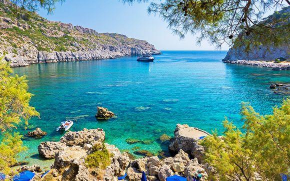 Rendez-vous... sur l'île de Rhodes