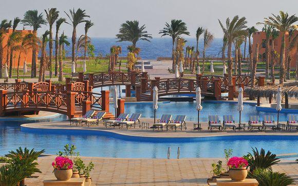 Resta Grand Resort 5* ou Combiné Croisière Rêveries du Nil et Mer Rouge