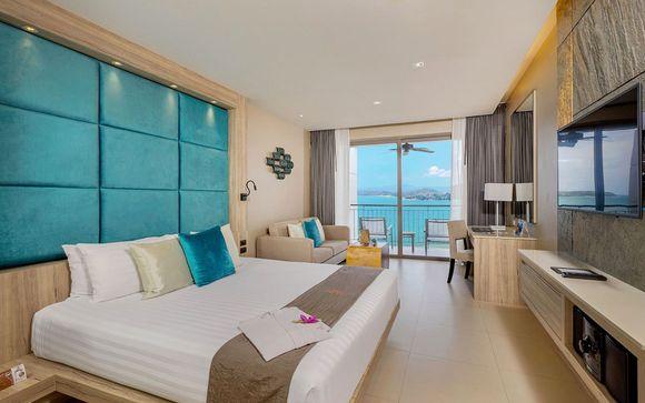 Poussez les portes de votre hôtel Cape Sienna 5*