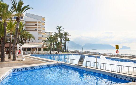 Hôtel Cap Negret 4* - Altea - vente-privee - hotel - promo - vente-flash