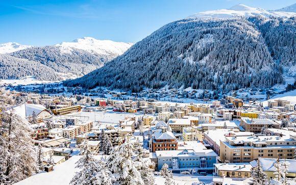 Hard Rock Hôtel Davos 4*