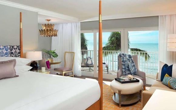 Etats-Unis Miami - Hôtel LaPlaya Beach & Golf Resort 4* et séjour possible à Miami à partir de 4...
