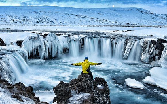 Autotour Merveilles de l'hiver & Aurores boréales