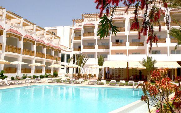 Votre extension à l'hôtel Timoulay & Spa 4*