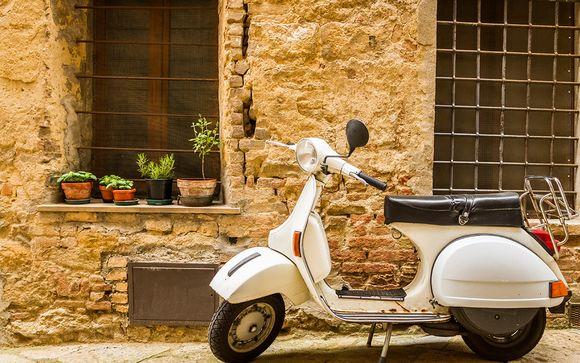 Virée raffinée et gastronomique à la mode italienne