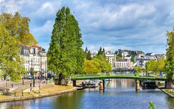 Mettez une option sur l'évasion à Nantes