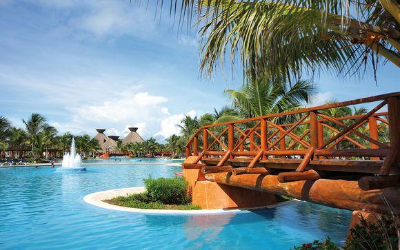 Votre extension à l'hôtel Barcelo Maya Colonial 5*